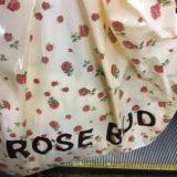 ROSEBUDの買い物袋