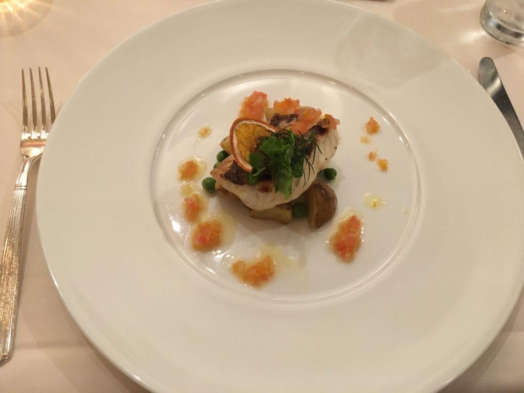 レストランアビエントのコースディナー3