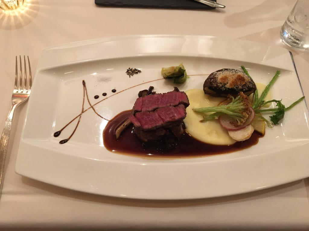 レストランアビエントのコースディナー4