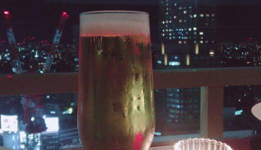 東急エクセルホテル内の「レストラン ア ビエント」で記念日ディナー!