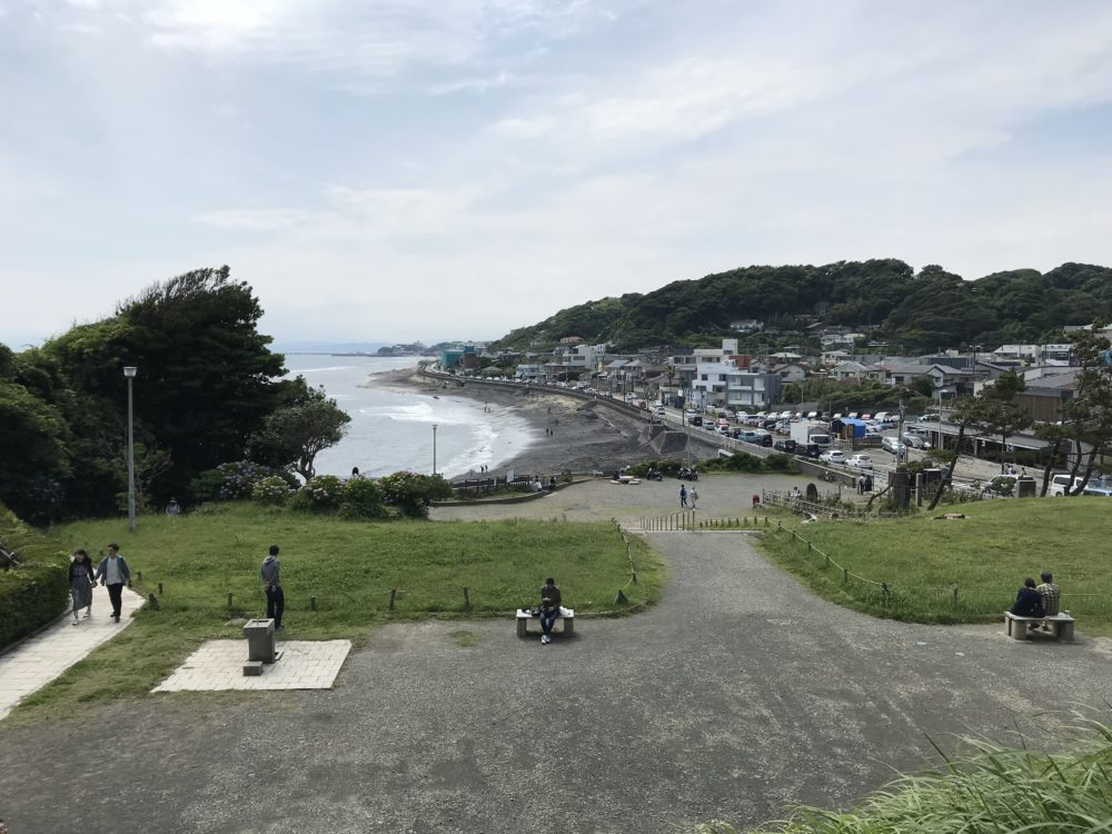 稲村ケ崎公園