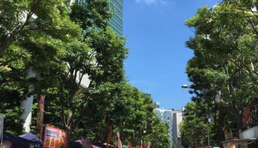白金高輪で開催されていた「天の川蛍祭」 に行ってきた!