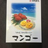 JA沖縄のマンゴー