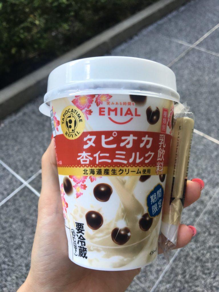 TAPIOCA TIME ROYAL タピオカ杏仁ミルク