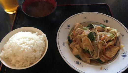 「軽食の店 ルビー」宜野湾にあるローカル食堂に行って来た!