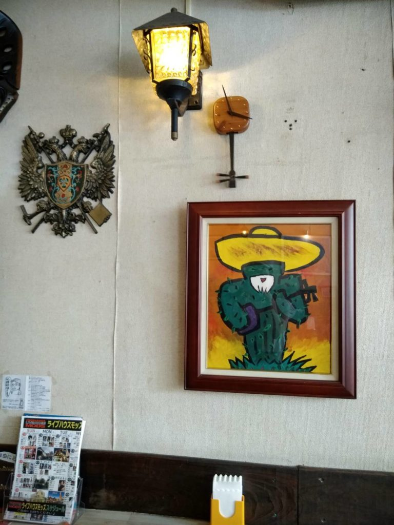 メキシコの店内2