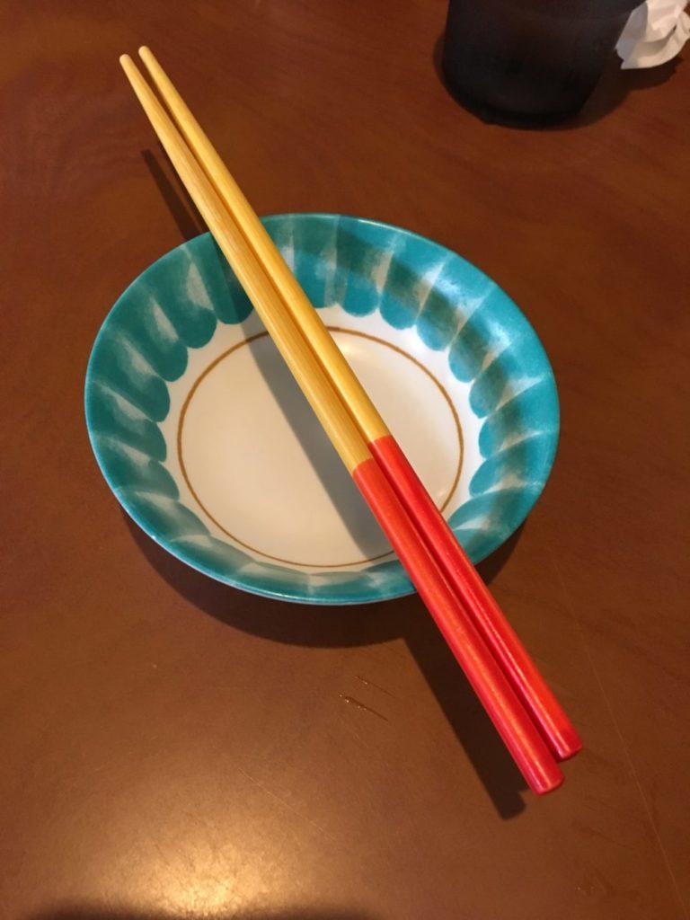 沖縄のお箸うめーし