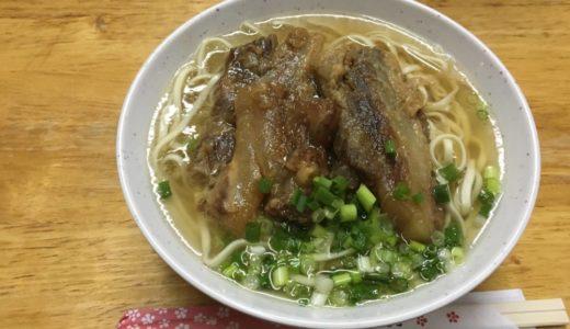 「田舎」国際通りで沖縄そばを食べるならここ!