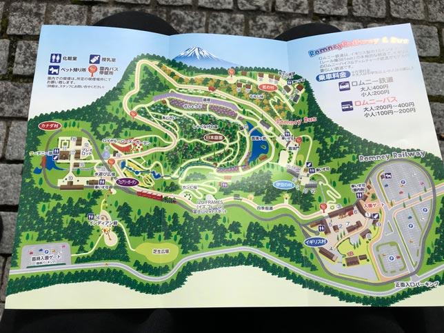 nijinosato-map