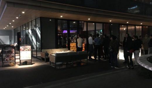 渋谷の「THE RIGOLETTO」で女子会!週末に行くなら事前予約がおすすめ