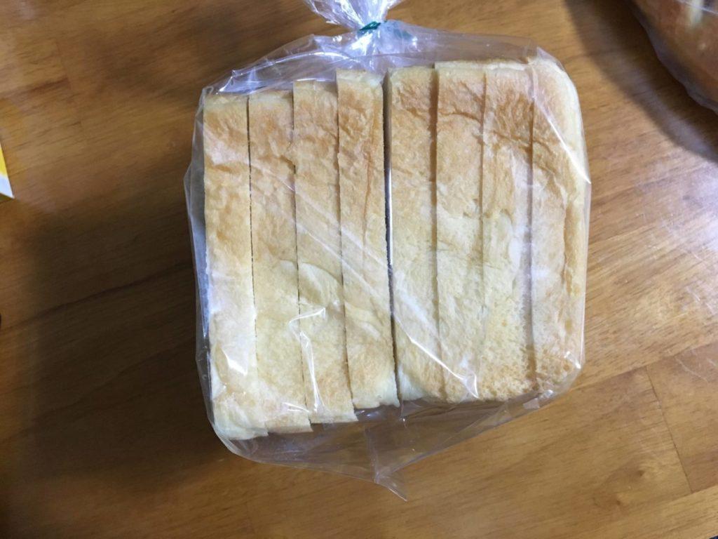 しろかねPanPan堂の食パン