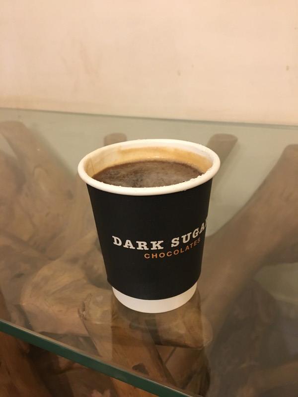 頼んだコーヒー