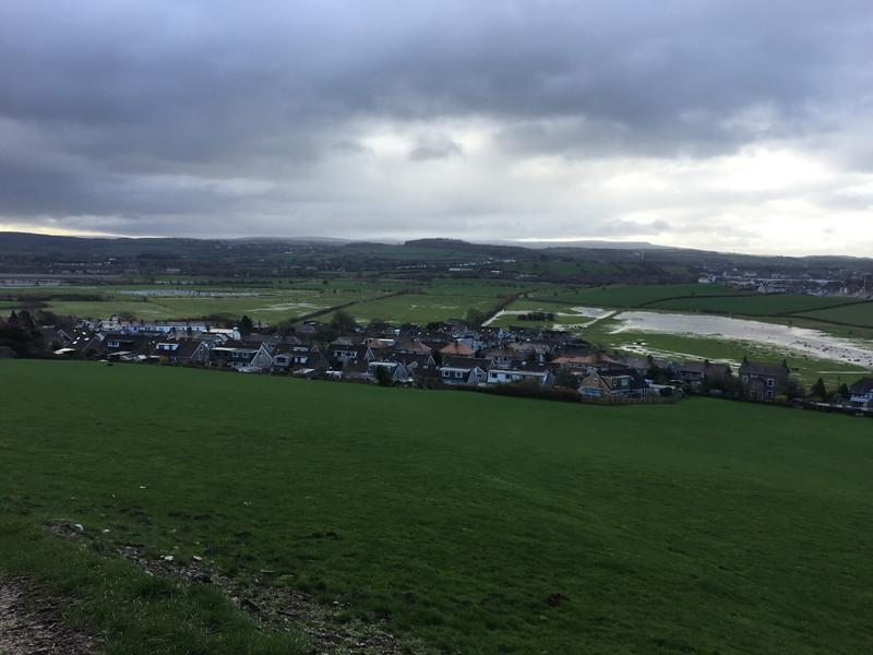イギリスの田舎町