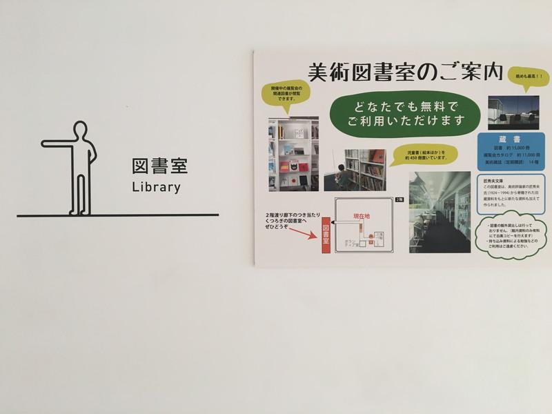 美術図書館の案内