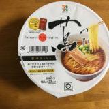 蔦 醤油Soba