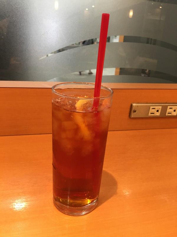 BECK'S COFFEE SHOPで注文したドリンク