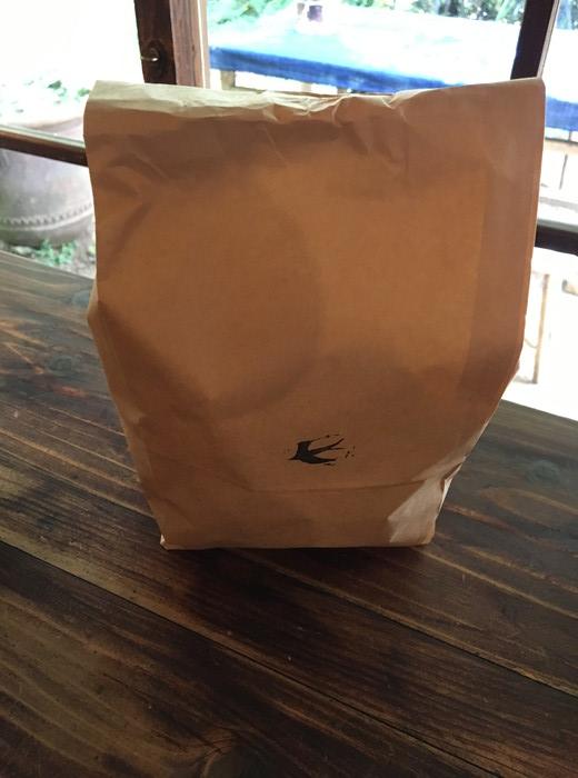 パン屋水円で購入したパン