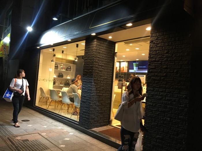 KOI The (コイティー) 沖映通り店の外観