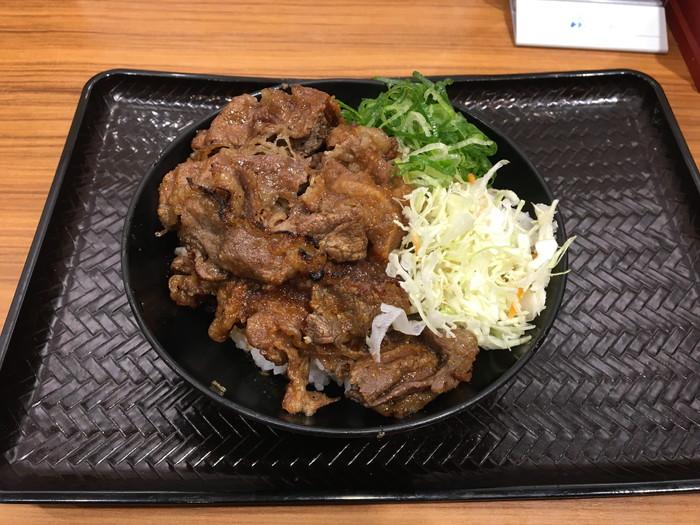 カルビ丼 肉1.5人前